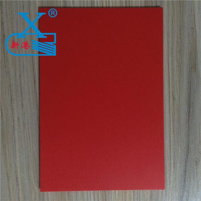 PVC彩色发泡板供应