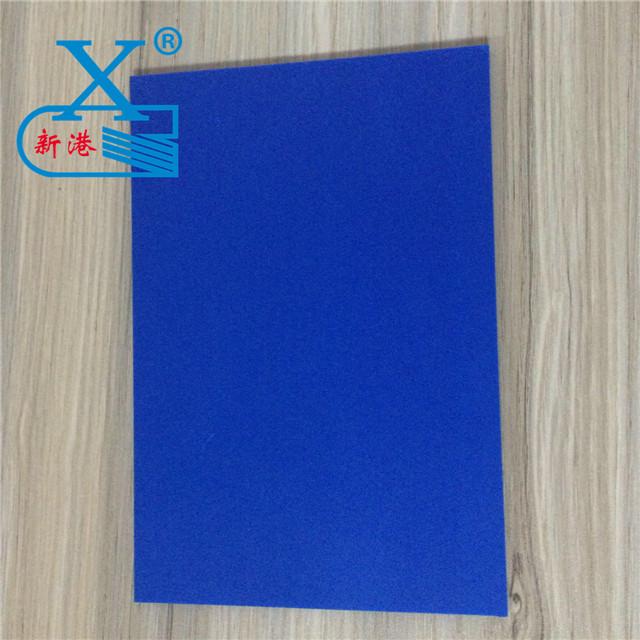广州PVC彩色发泡板批发