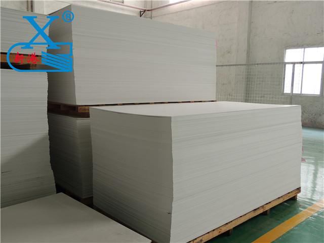 广州PVC自由发泡板