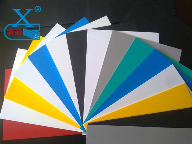 供应PVC彩色发泡板
