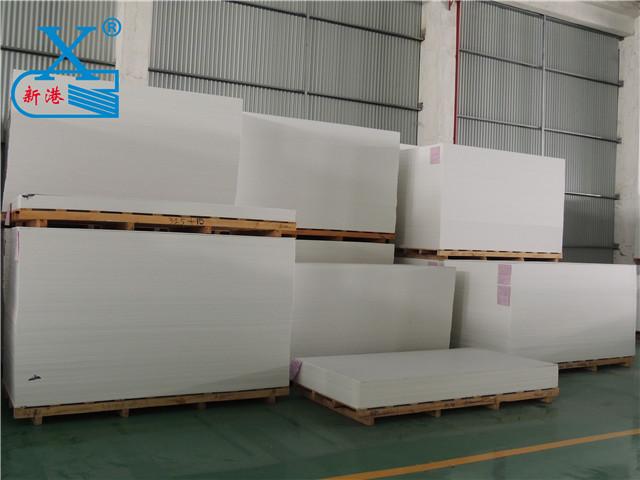 广州PVC共挤板运输