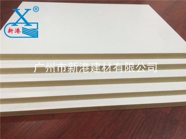 广州PVC木塑板种类