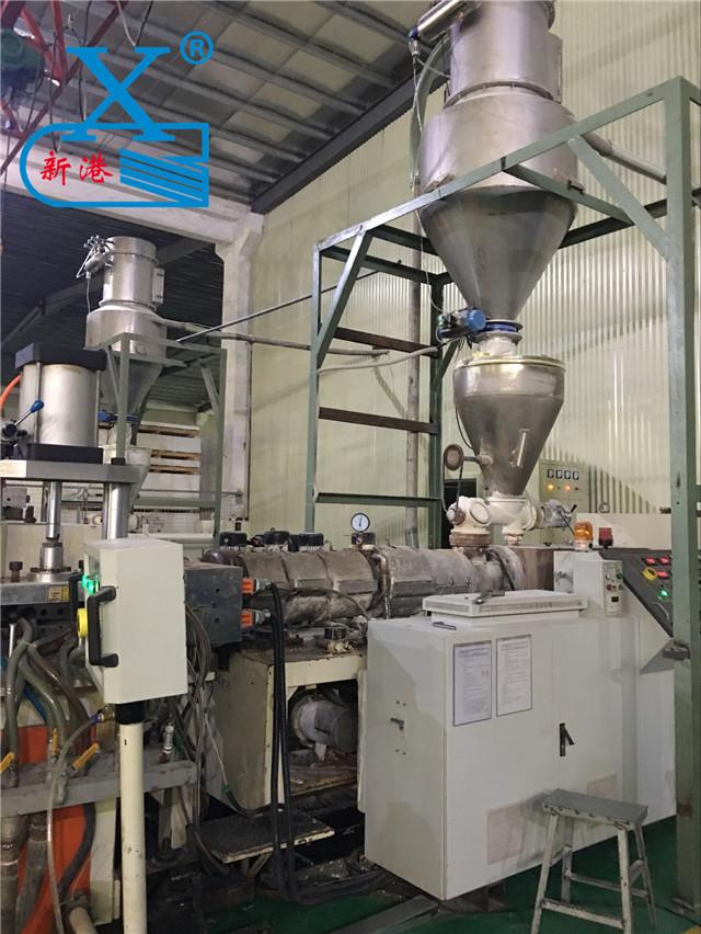 生产流程-搅拌