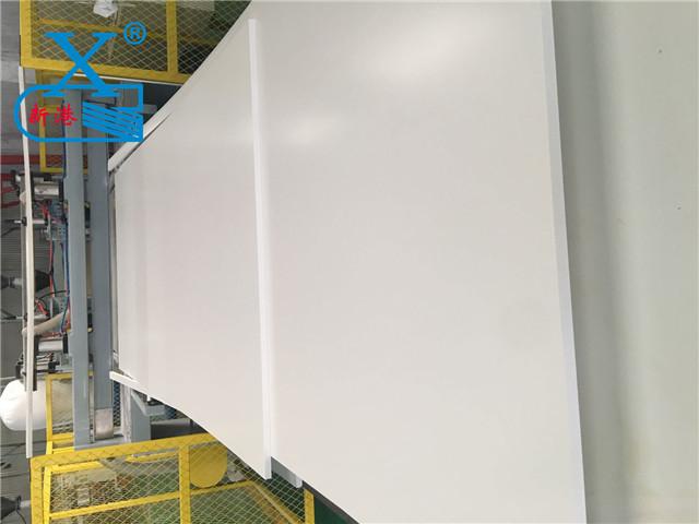 PVC橱柜板生产