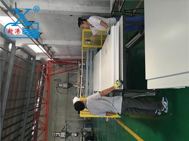 广州PVC发泡板生产车间