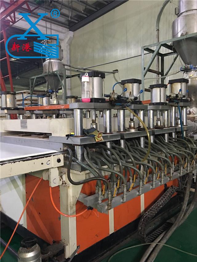 生产流程-定型