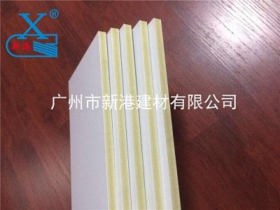 关于PVC板材的应用以及优势